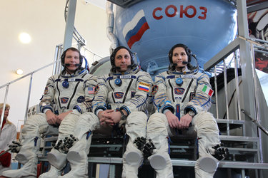Expedition 40/41 backup crew