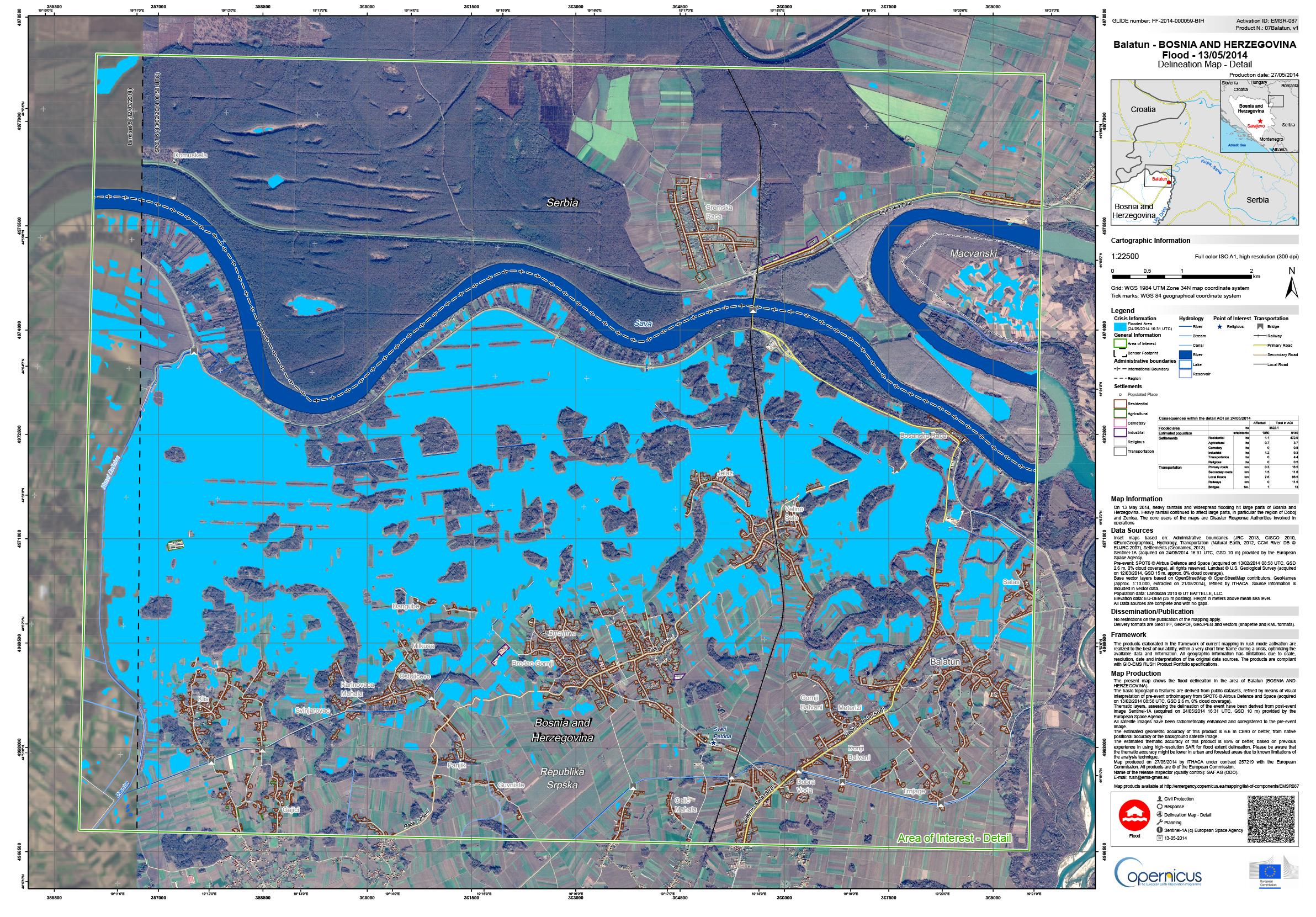 Space In Images 2014 05 Flood Map