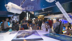 [15/17] Public day at the 'Space for Earth' pavilion at ILA