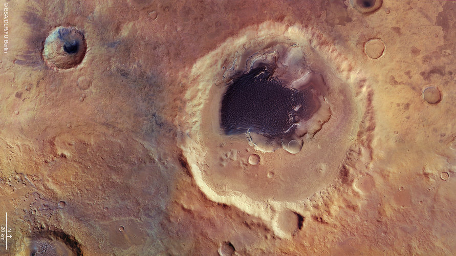 Rabe Crater