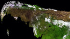 [4/14] South America and the Andes mountains