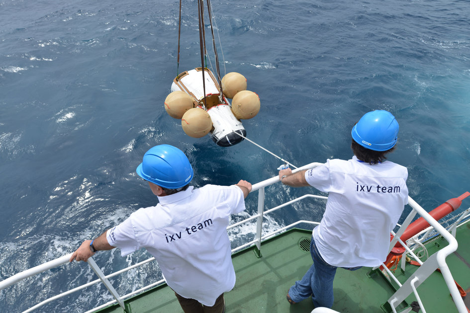All eyes on IXV prototype recovery