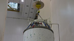 [83/87] ATV-5 prepared for integration on the Ariane 5 launcher