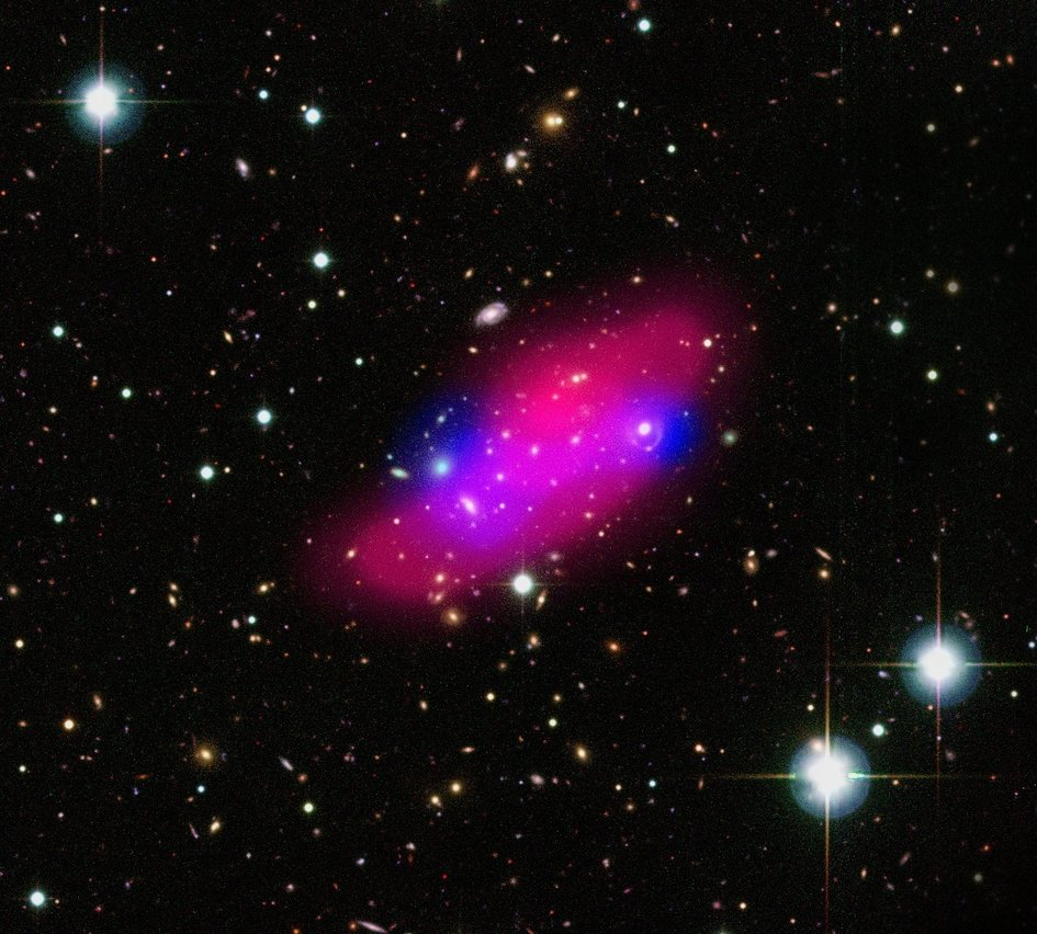 Cosmic collision in the Bullet Group