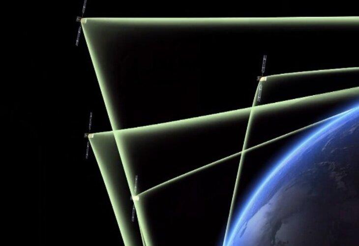 Satnav signals