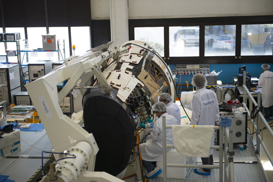 IXV during the last preparations