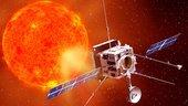 ESA's Solar Orbiter solteleskop