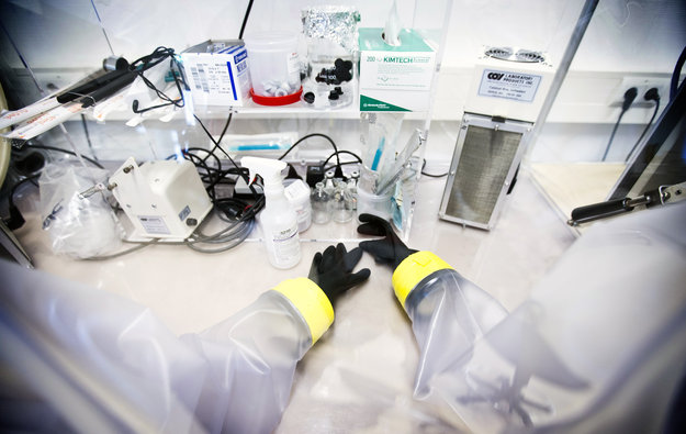 Life Physical Sciences And Life Support Laboratory