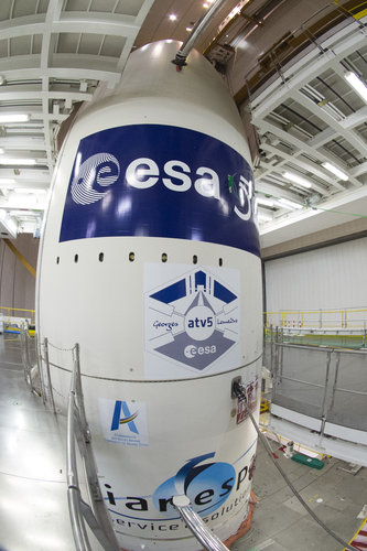 Ariane 5 in the BAF