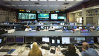 [24/25] Flight control room at JSC