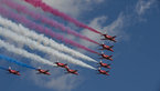 [14/15] Official opening of the Farnborough International Airshow 2014