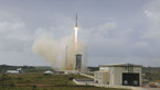 [9/10] Soyuz liftoff at Europe's Spaceport