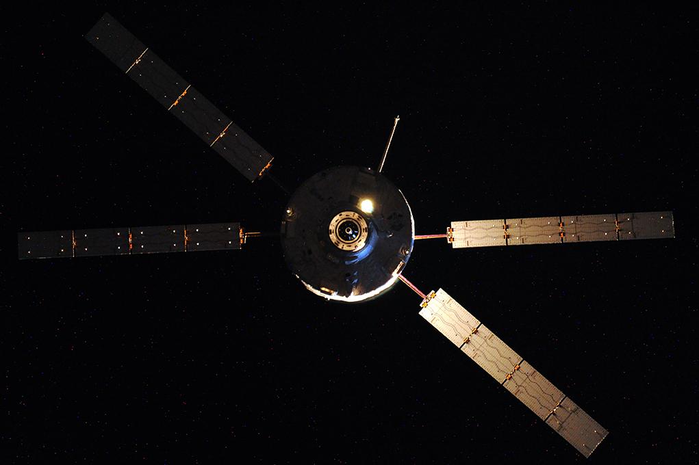 Carguero espacial europeo ATV5