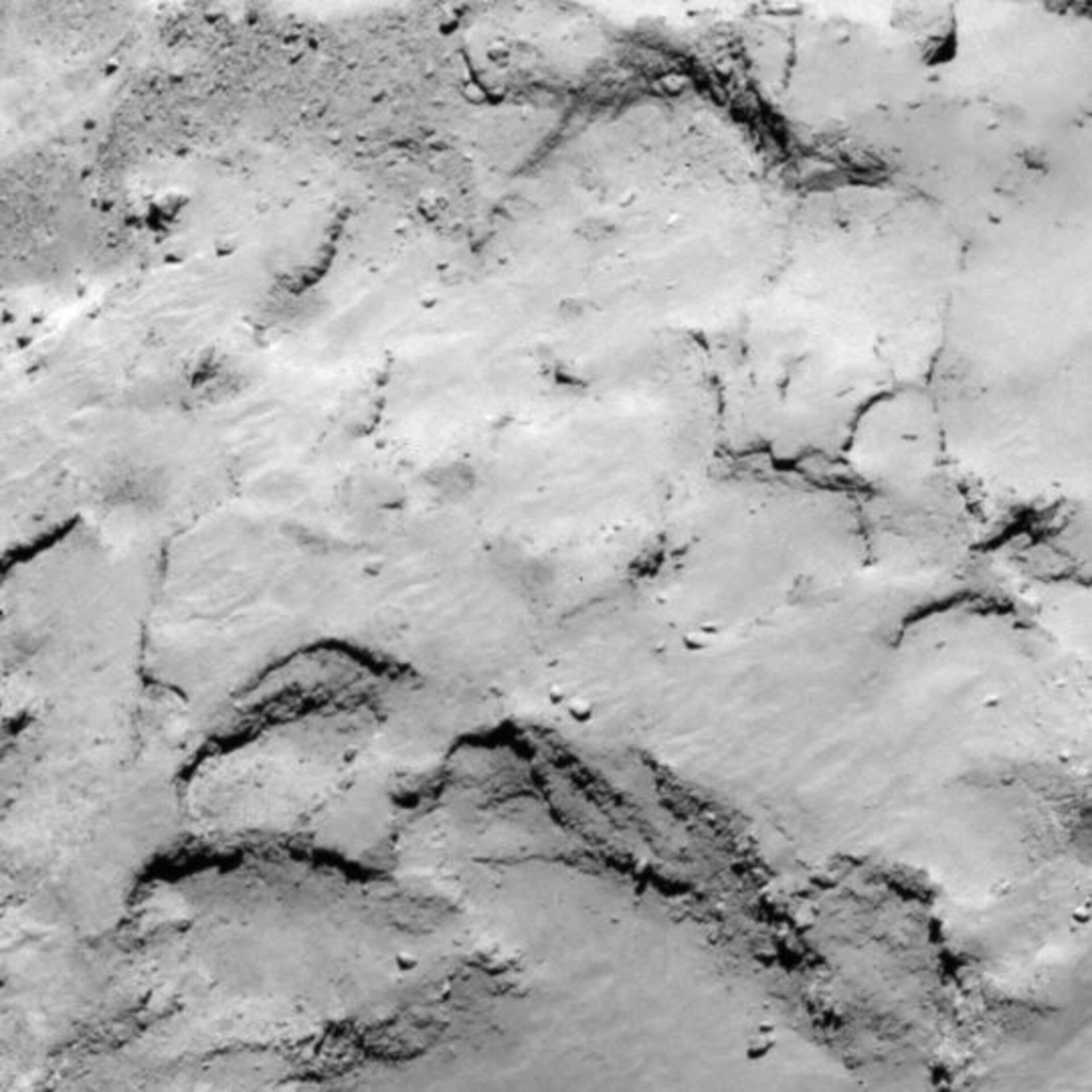 Candidate landing site J