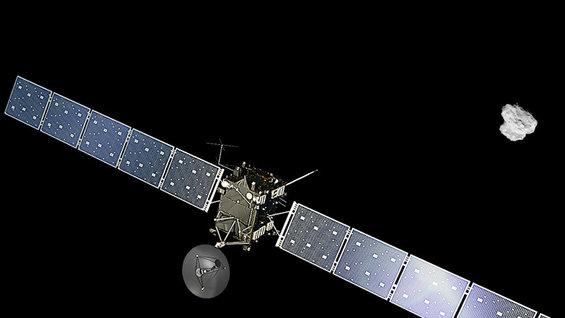 Rosetta Latest Images Rosetta Latest Results