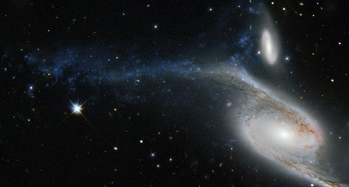 Galaksen NGC 6872