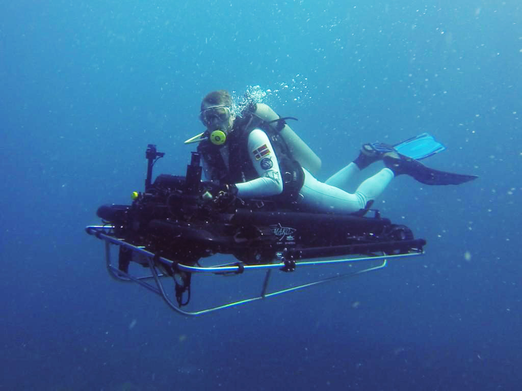 nasa underwater training - HD 1024×768