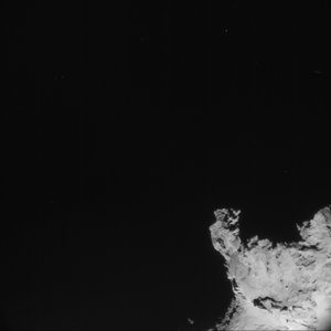 Comet on 2 September 2014 – NavCam (D)