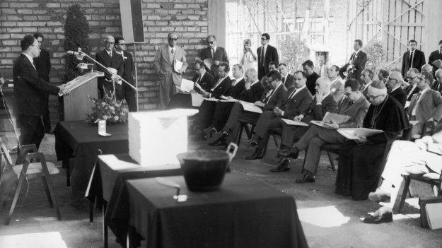 ESA celebrates 50 years of ESRIN