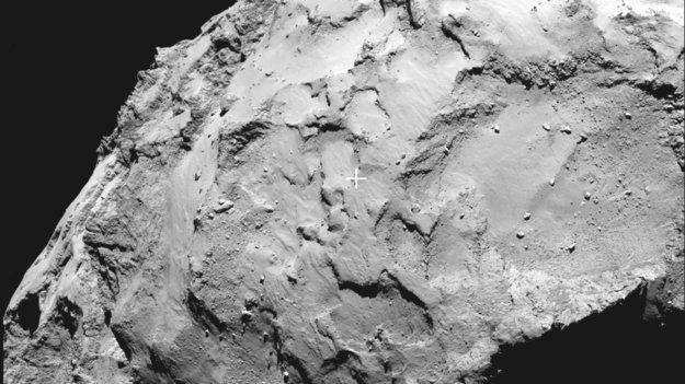 Rosettas landingssted