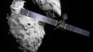 Rosetta om komet 67P