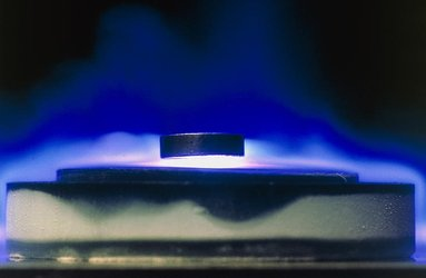 Superconductor-based magnetic levitation
