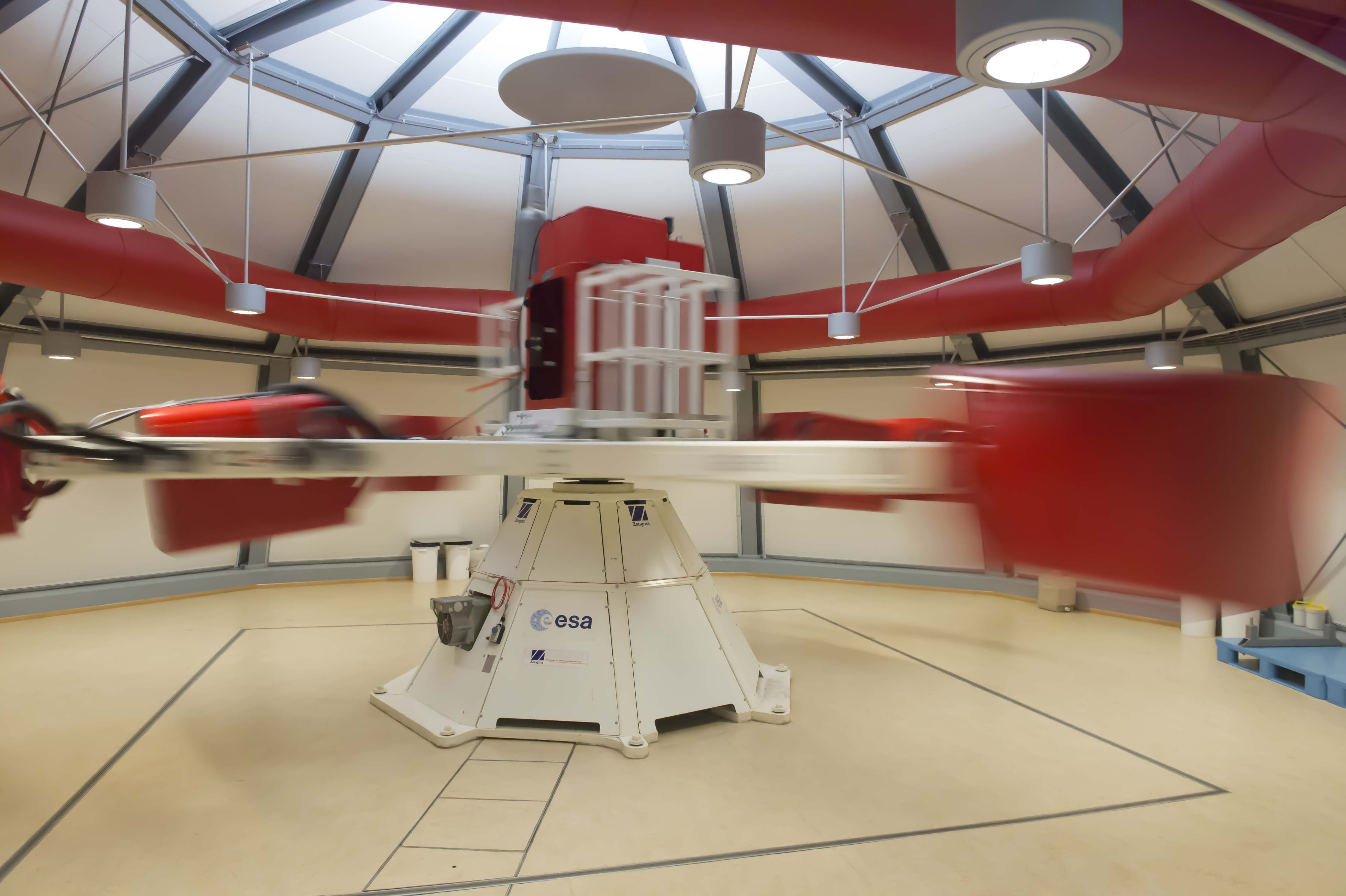 Space in Images - 2014 - 10 - Large Diameter Centrifuge