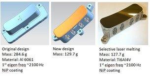 3D Printing, Space, ESA