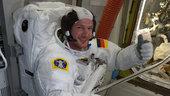 Au�enbordeinsatz f�r ESA-Astronaut Alexander Gerst