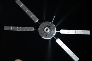 ATV 5, da den dokkede til ISS