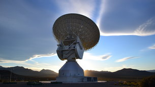 Views of ESA's 35m ESTRACK deep-space tracking station at Malargüe, Argentina, now supporting many of the Agency's most important exploration missions, including Rosetta, Mars Express, ExoMars, LISA Pathfinder and Gaia.