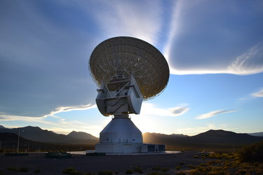 ESA Malargüe tracking station