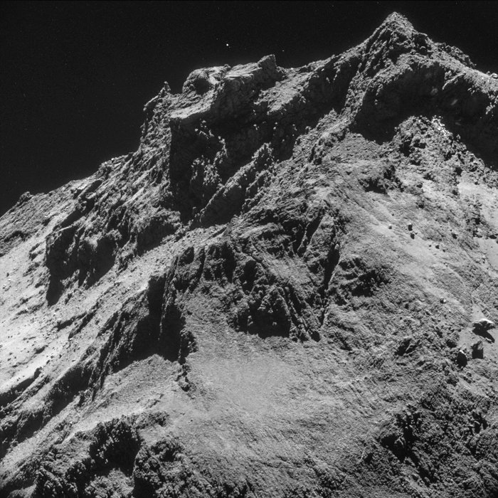 Philae: atterrissage et mission (partie 2) NAVCAM_top_10_at_10_km_5_node_full_image_2