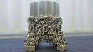 impresora 3D espacial europea