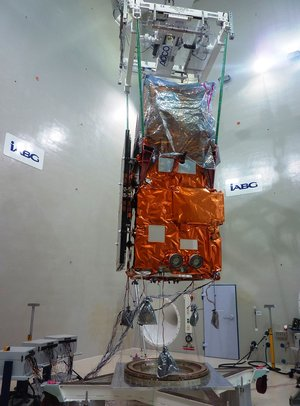 Sentinel-2A: acoustic tests