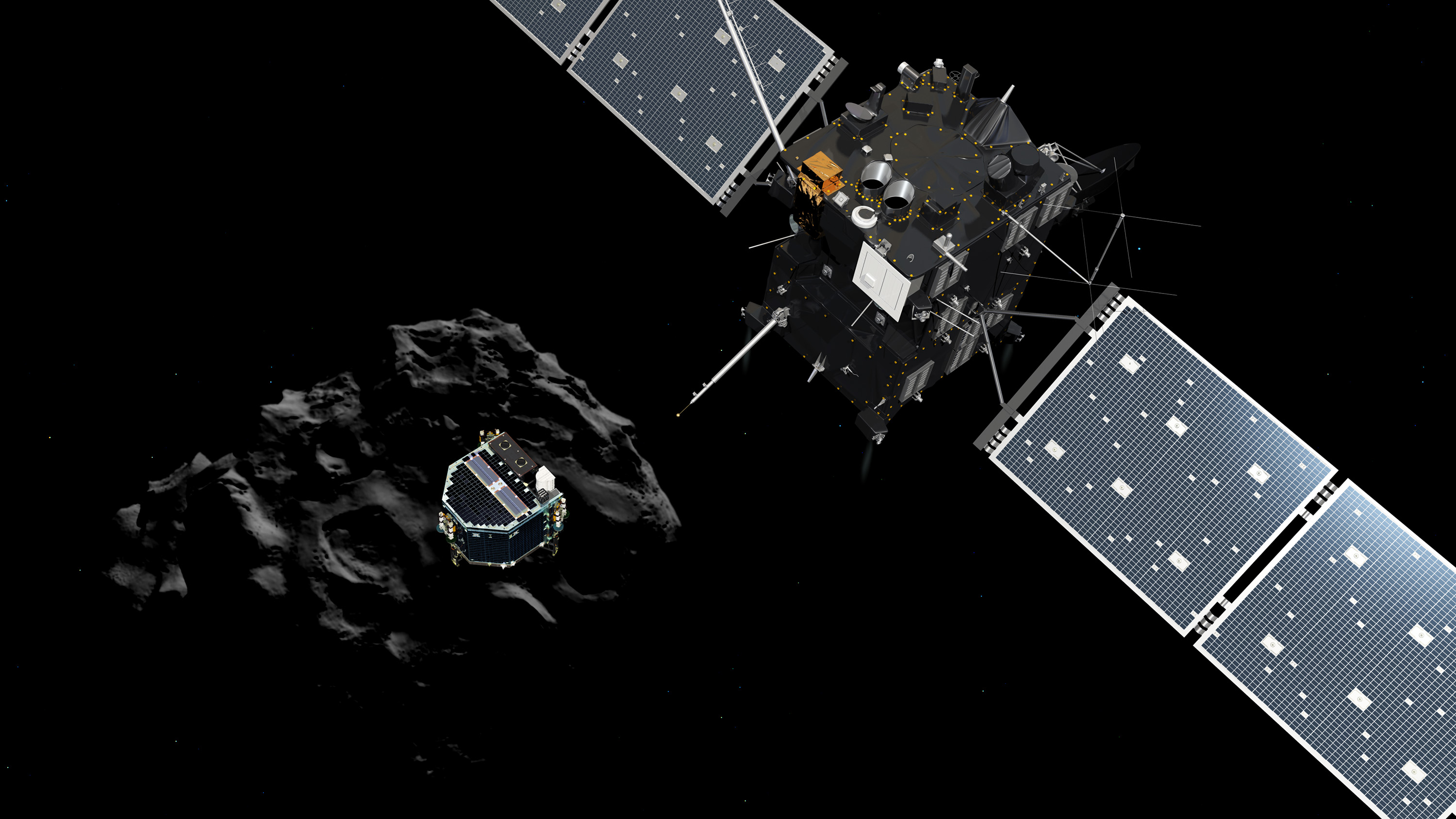 Space in Images - 2014 - 11 - Separation