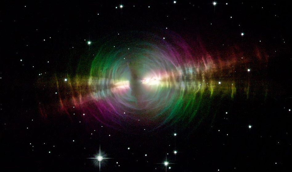 Space in Images - 2014 - 11 - The Egg Nebula