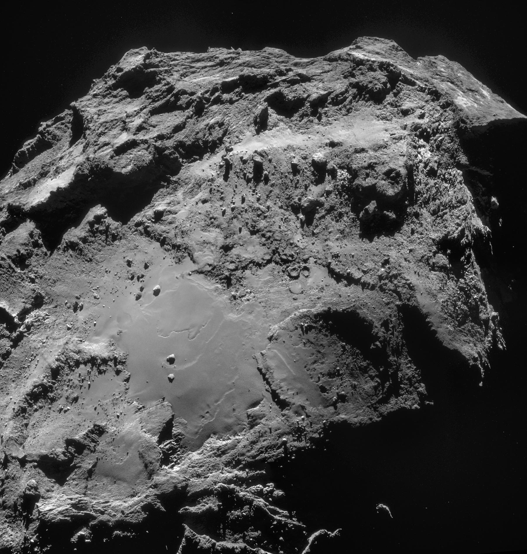 philae found! rosetta space science our activities esa - 900×946