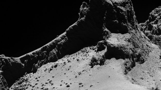Getting To Know Rosetta's Comet
