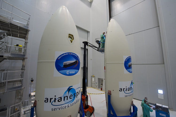 Fairing final internal inspection before encapsulation