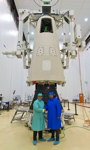 IXV ready for launch
