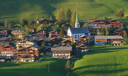 The village of Alpbach