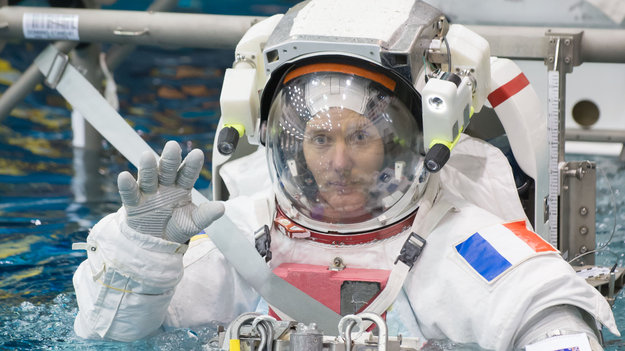 Ζητείται: όνομα για την αποστολή του αστροναύτη Thomas