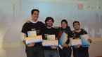 [6/6] Appathon winning team, Portugal
