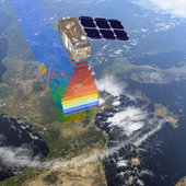 ESA Sentinael 2A satellit
