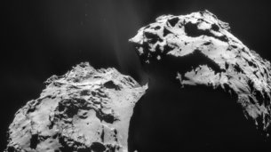 [Image: Comet_on_22_January_2015_NavCam_medium.jpg]
