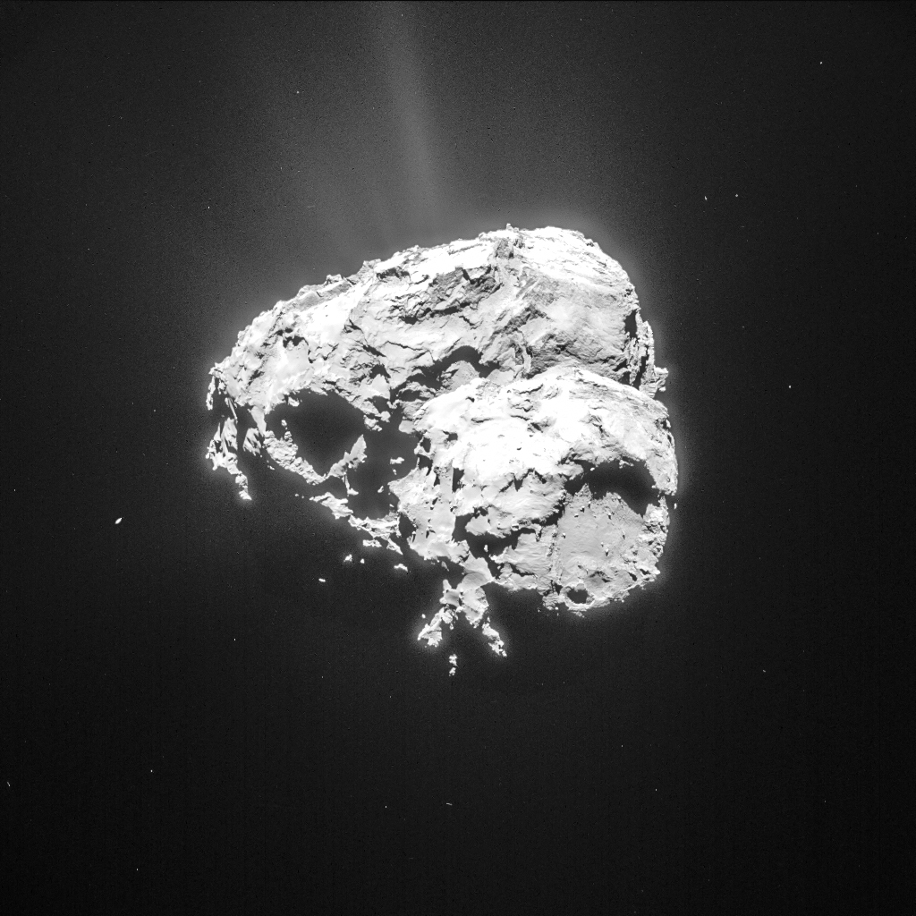 earth scientist suggests comet - HD1024×1024