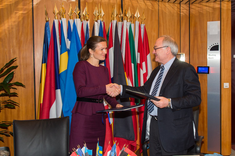 Estonia accedes to ESA Convention