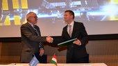 Ungarn tritt dem ESA-�bereinkommen bei