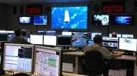The IXV Mission Control Centre (MCC) provides systems, tools and applications to be used during the flight and enables the mission control team to monitor live telemetry information from the spaceplane and to receive, store, process and display recorded data.